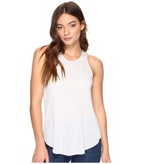 Hurley Dri Fit Staple Singlet Tank Top Grey Heather Women's Sleeveless Gray