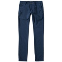 Incotex Skin Fit Summer Uniform Chino Blue