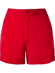 Giuliana Romanno High Waisted Shorts