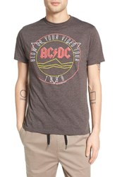The Rail Men's Ac Dc Tour Graphic T Shirt