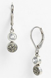 Judith Jack Women's Marcasite Earrings