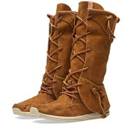 Visvim Fbt Trapper Hi Folk Brown