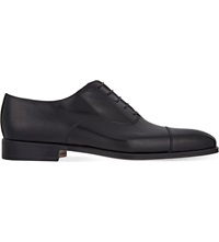 Corneliani Mantova Oxford Shoes Black
