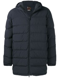Aspesi Basic Puffer Jacket Blue