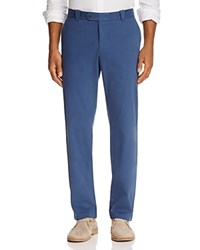Bloomingdale's The Men's Store At Chino Straight Fit Pants 100 Exclusive Cadet Blue