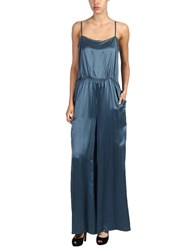 Girl By Band Of Outsiders Jumpsuits Slate Blue