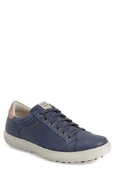 Men's Ecco 'Casual Hybrid' Golf Shoe Denim Blue