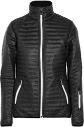 Lacroix Meije Quilted Shell Ski Jacket Black