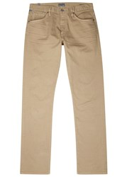 Citizens Of Humanity Core Sand Slim Leg Chinos Stone