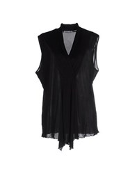 Gran Sasso Topwear Tops Women Black