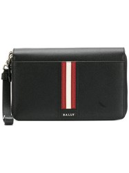 Bally Tinger Wallet Black