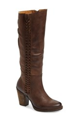 Sbicca Flacon Boot Brown Leather