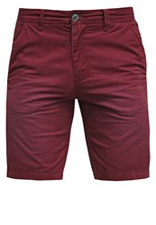 Petrol Industries Shorts Light Burgundi Bordeaux