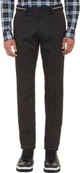 Givenchy Zipper Waist Chinos Black