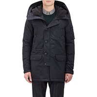 Spiewak Aviation Snorkel Parka Black