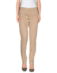Weber Trousers Casual Trousers Women Beige