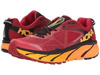 Hoka One One Challenger Atr 3 True Red Chili Pepper Men's Running Shoes