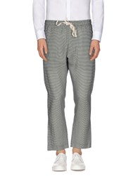 Alice San Diego Trousers Casual Trousers Men Green