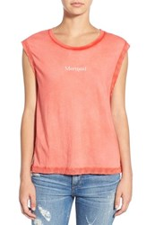 Wildfox Couture Women's Wildfox 'Mermaid' Embroidered Tank