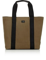 Jack Spade Men's Tote Bag Dark Green