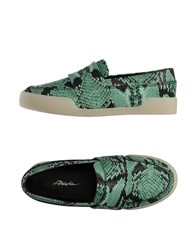 3.1 Phillip Lim Loafers Light Green