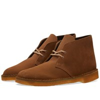 Clarks Originals Desert Boot Brown