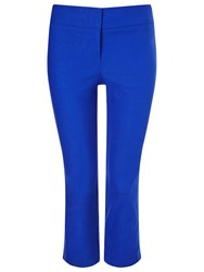 Phase Eight Betty Crop Trousers Marina Blue