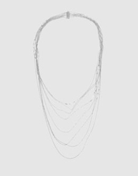 Nanni Necklaces Silver