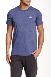 Adidas Workout Tee Blue