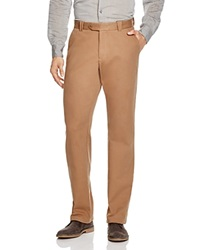 The Men's Store At Bloomingdale's Heavy Twill Regular Fit Trousers
