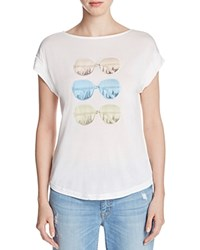 Halston Heritage Sunglasses Tee Compare At 95 White