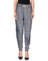 Band Of Outsiders Trousers Casual Trousers Women Slate Blue