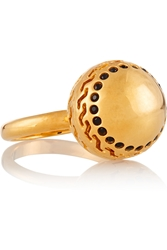 Kilian Studio 54 Gold Plated Scented Ring