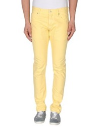 Scotch And Soda Denim Pants Yellow