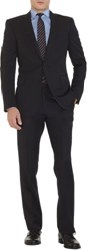 Ralph Lauren Black Label Anthony Two Button Suit Blue