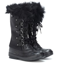 Sorel Joan Of Arctic Lux Boots Black