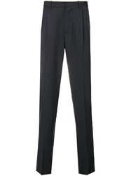 Chalayan Pionstripe Carrot Trousers Black