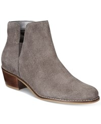 Cole Haan Abbot Ankle Booties Women's Shoes Grey