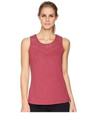 Aventura Clothing Pilar Tank Top Violet Quartz Sleeveless Purple