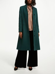 Bruce By Bruce Oldfield Funnel Coat Green