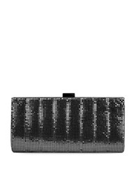 Jessica Mcclintock Bailey Quilted Clutch Black
