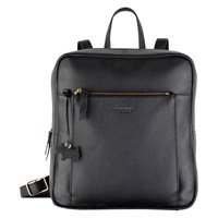 Radley Richmond Leather Backpack Black