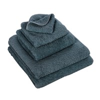Abyss And Habidecor Super Pile Towel 306 Blue