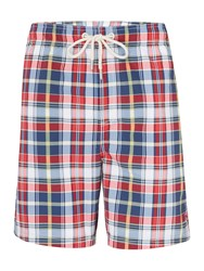 Howick Check Swim Short Multi Coloured