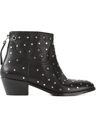 Zadig And Voltaire 'Teddy' Studded Boots