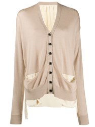 Uma Wang Long Sleeve Button Up Cardigan 60