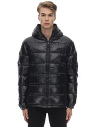 Duvetica Dubhe Nylon Down Jacket Black