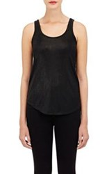 Atm Anthony Thomas Melillo Sweetheart Sparkle Tank Black