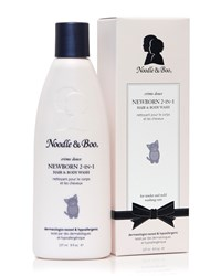 Newborn 2 In 1 Hair And Body Wash 8 Oz. Noodle And Boo