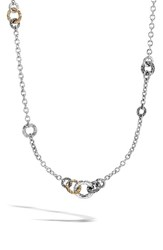 John Hardy Women's Classic Chain Hammered Link Sautoir Necklace